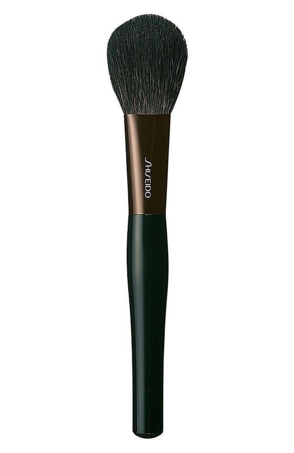 Alternate Image 1 Selected - Shiseido 'The Makeup' Blush Brush