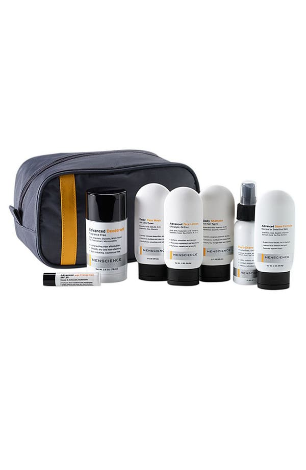 Alternate Image 1 Selected - MenScience Travel & Skincare Kit ($112 Value)
