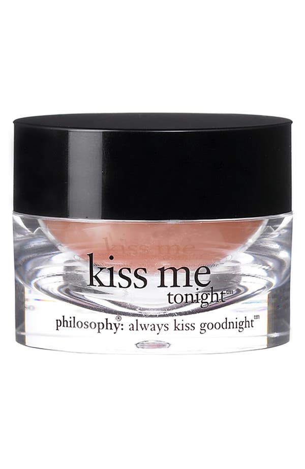 Alternate Image 1 Selected - philosophy 'kiss me tonight' intense lip therapy