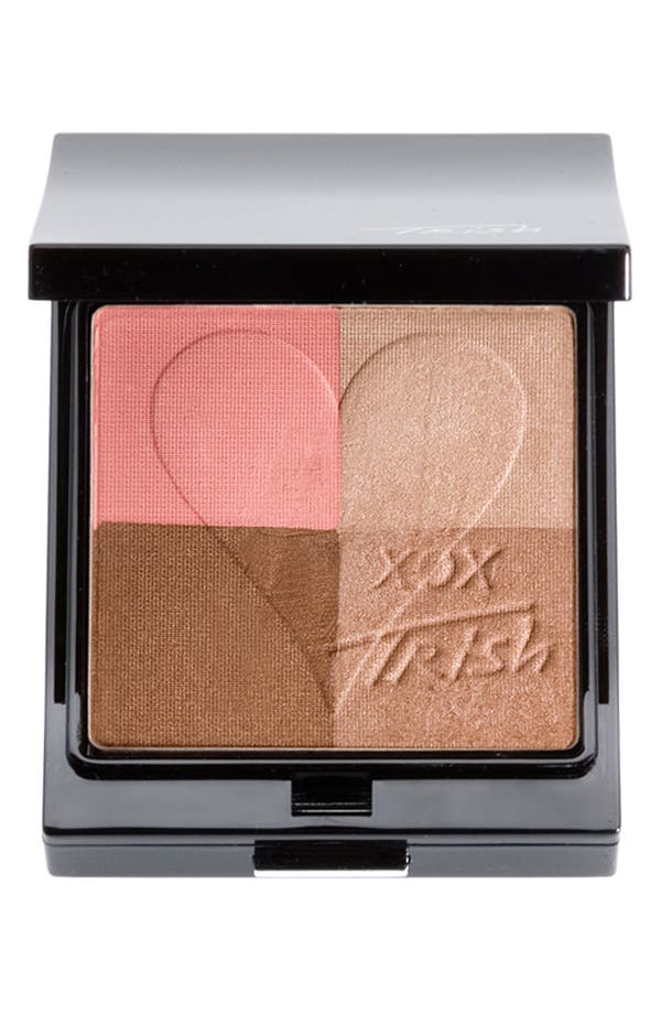 Main Image - Trish McEvoy 'Instant Pick-Me-Up' Allover Face Color Quad