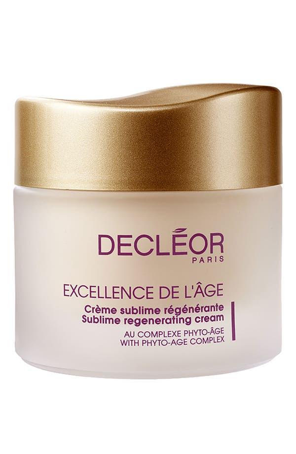 Alternate Image 1 Selected - Decléor 'Excellence de L'Âge' Sublime Regenerating Cream