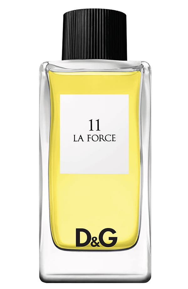 Alternate Image 1 Selected - D&G '11 La Force' Eau de Toilette