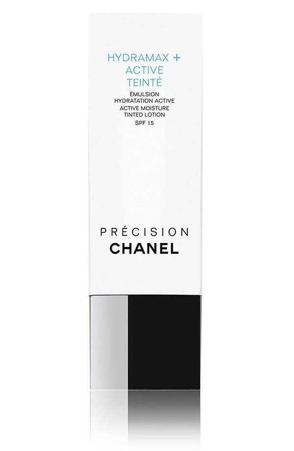Alternate Image 1 Selected - CHANEL HYDRAMAX + ACTIVE TEINTÉ 