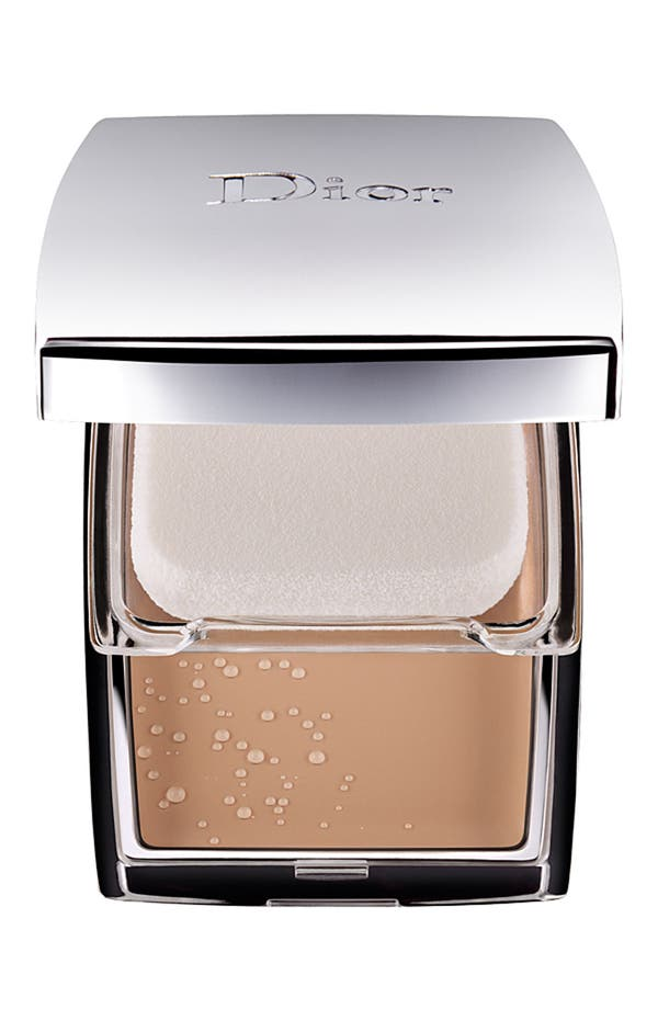 Alternate Image 1 Selected - Dior 'Diorskin Nude' Creme Gel Compact
