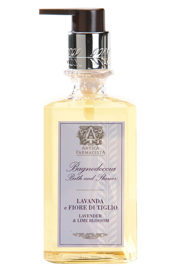 Alternate Image 1 Selected - Antica Farmacista 'Lavender & Lime Blossom' Bath and Shower Gel