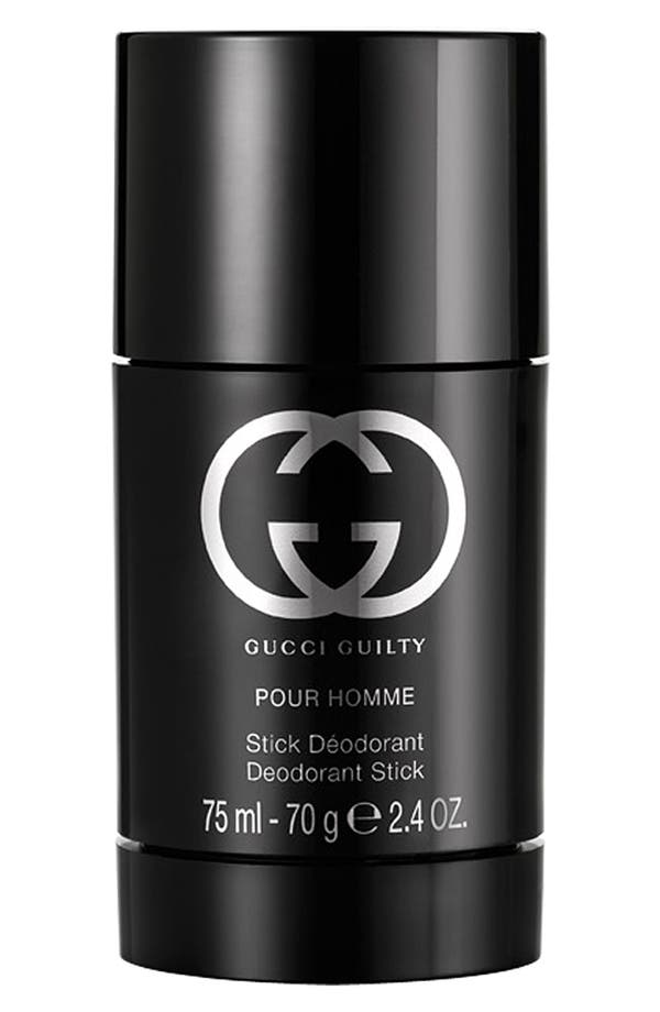 Alternate Image 1 Selected - Gucci 'Guilty pour Homme' Deodorant Stick