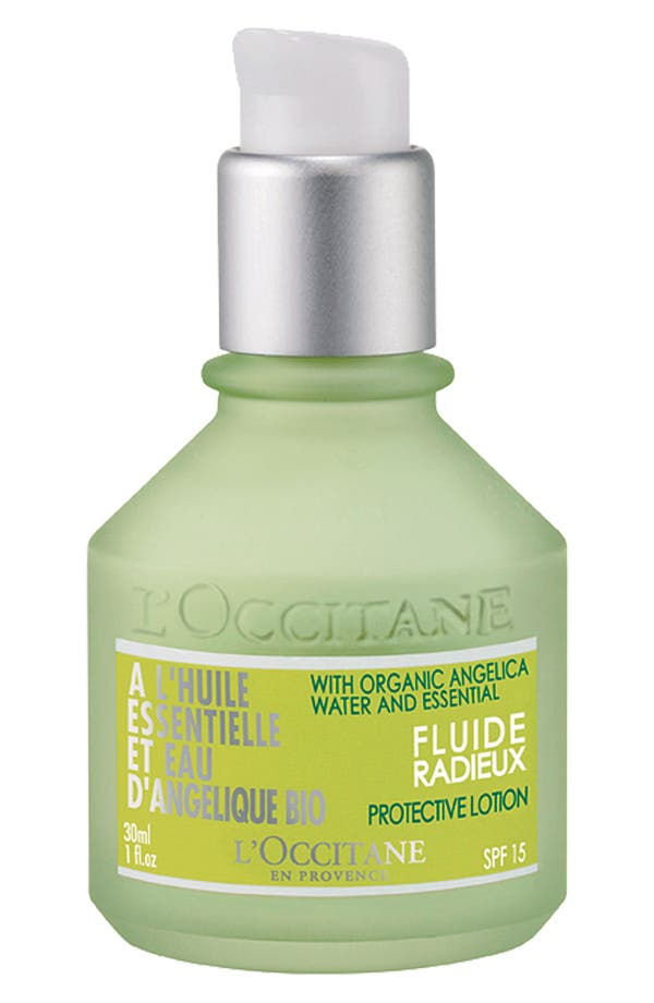 Alternate Image 1 Selected - L'Occitane 'Angelica' Protective Lotion SPF 15
