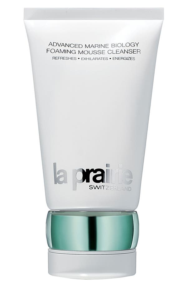 Alternate Image 1 Selected - La Prairie Advanced Marine Biology Foaming Mousse Cleanser