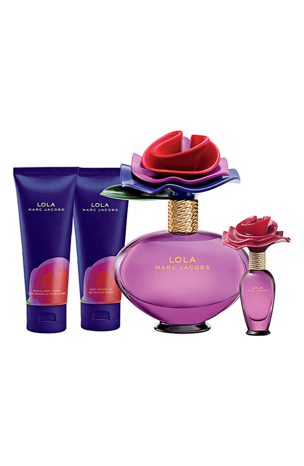 Alternate Image 1 Selected - MARC JACOBS 'Lola' Deluxe Gift Set ($136 Value)