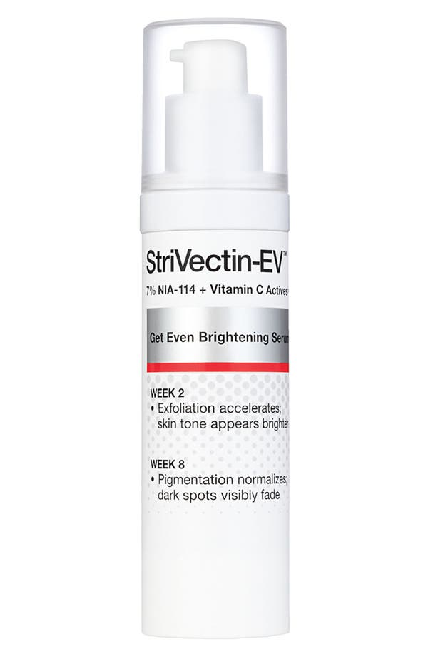 Alternate Image 1 Selected - StriVectin-EV™ 'Get Even' Brightening Serum