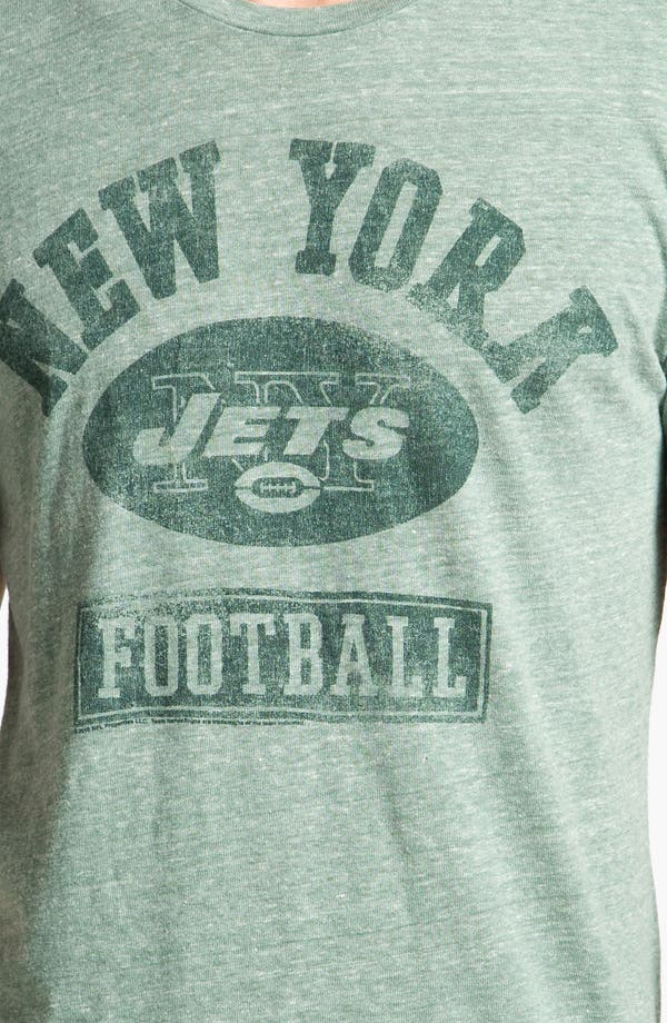 Alternate Image 3  - Junk Food 'New York Jets' T-Shirt