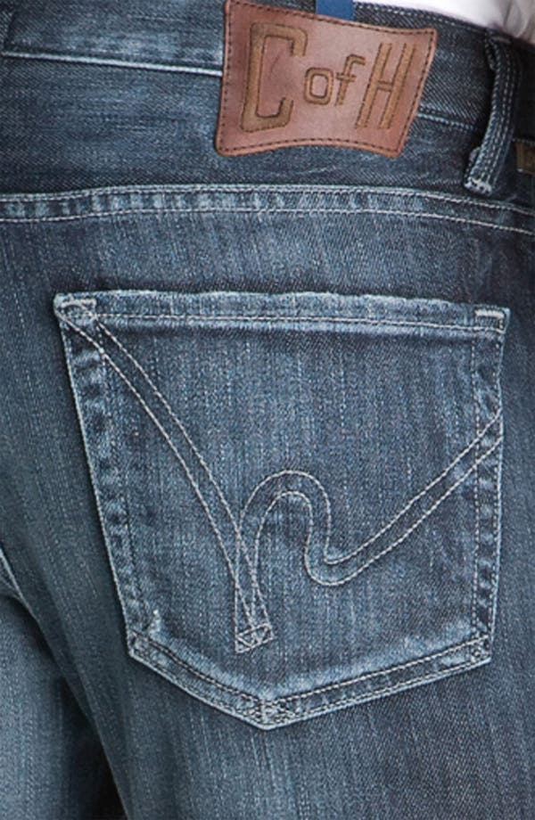 Alternate Image 3  - Citizens of Humanity 'Sid' Straight Leg Jeans (Standard)