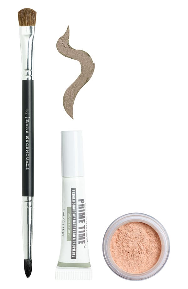 Main Image - bareMinerals® 'Prime Time' Primer Shadow Kit Urban Nature ($60 Value)