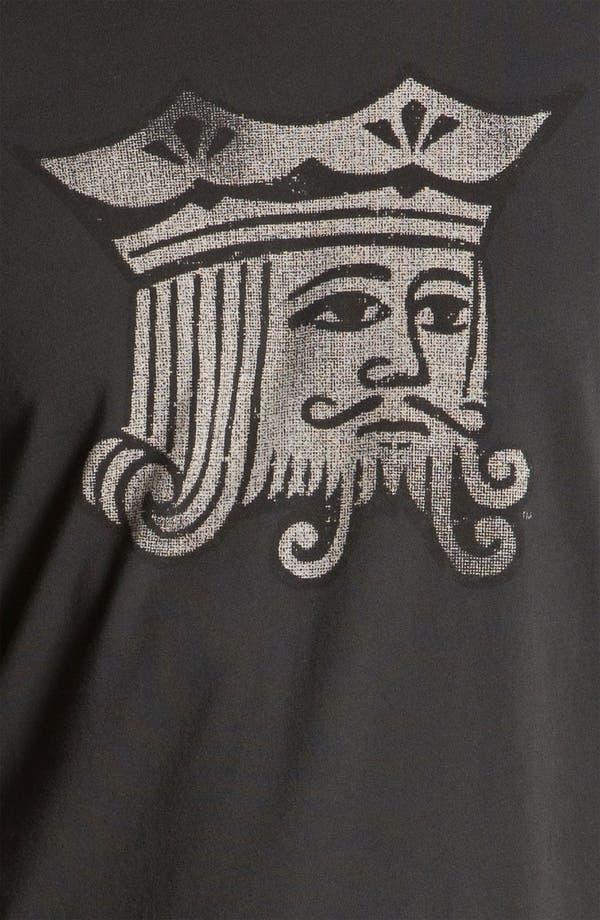 Alternate Image 3  - Jacks & Jokers 'Kingshead' T-Shirt