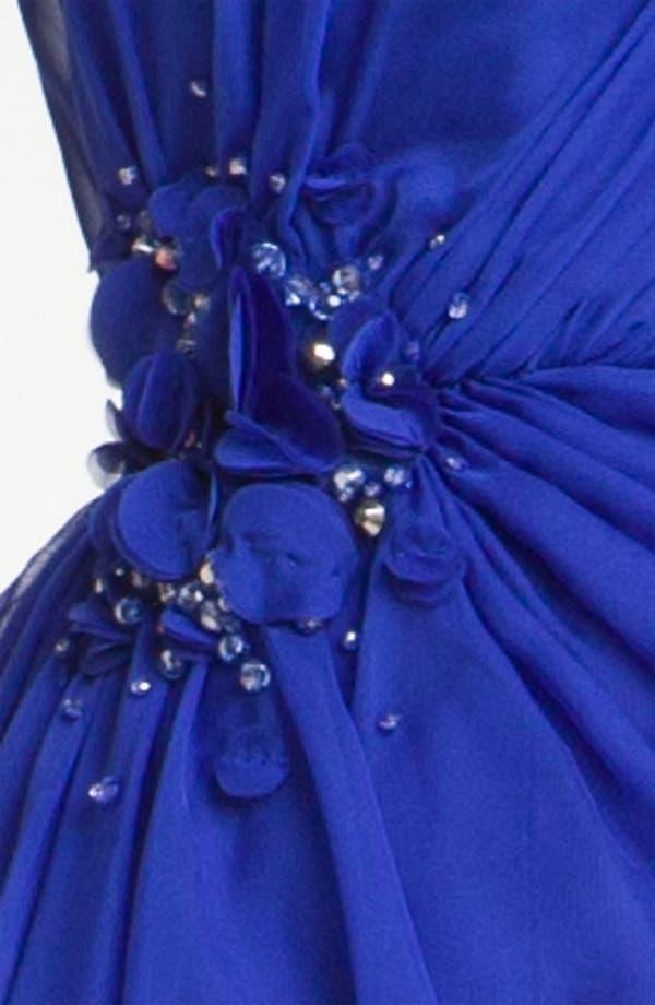 Alternate Image 4  - Veni Infantino Ruched Chiffon Dress & Bolero