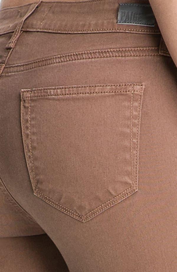 Alternate Image 3  - Paige Denim 'Verdugo' Skinny Stretch Jeans (Rothko)