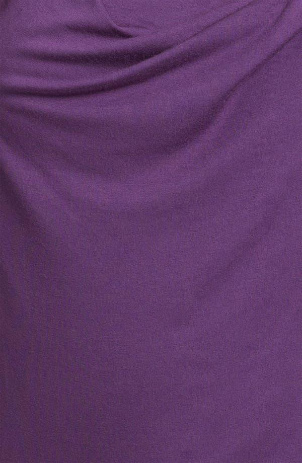 Alternate Image 3  - MICHAEL Michael Kors Drape Neck Top (Plus)