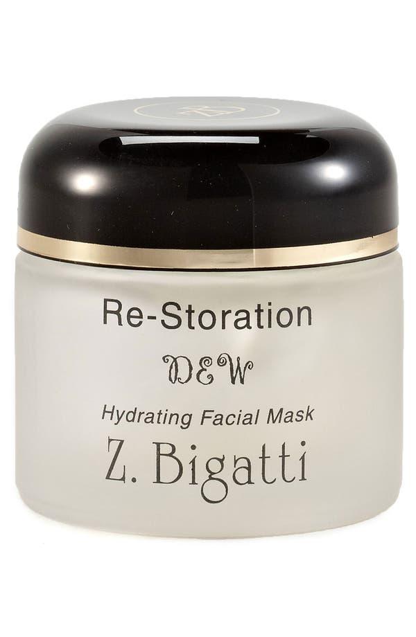 Alternate Image 1 Selected - Z.Bigatti® 'Dew' Hydrating Facial Mask