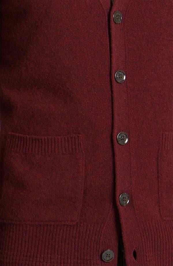 Alternate Image 3  - Burberry Brit Wool & Cashmere Sweater