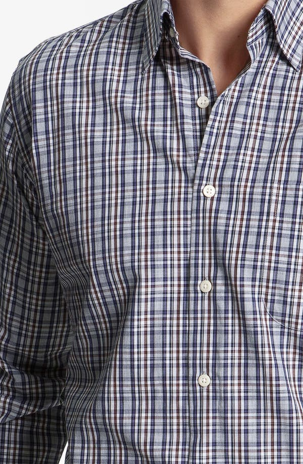 Alternate Image 3  - Peter Millar Regular Fit Sport Shirt