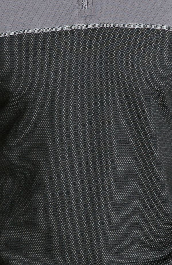 Alternate Image 3  - Under Armour 'CG Thermo' Fitted Quarter Zip Running Top