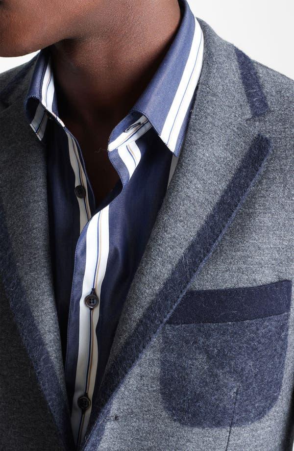 Alternate Image 3  - Salvatore Ferragamo 'Giacca Monopetto' Wool Blend Sportcoat
