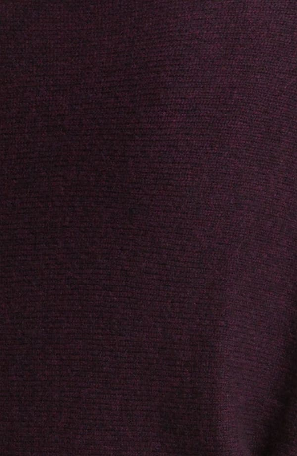 Alternate Image 3  - Eileen Fisher Funnel Neck Sweater