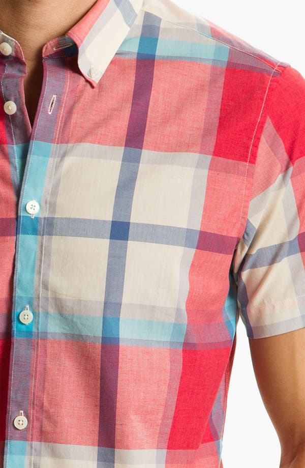 Alternate Image 3  - Ben Sherman Short Sleeve Woven Shirt