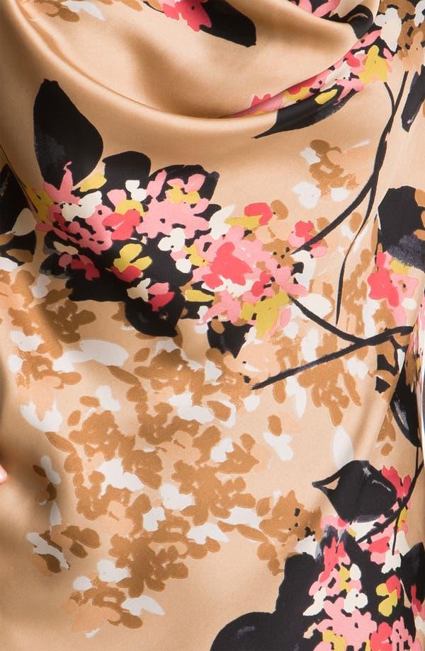 Alternate Image 3  - Nic + Zoe Hydrangea Print Tank