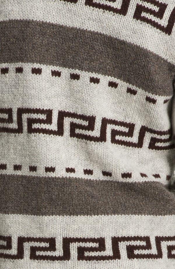 Alternate Image 3  - Nudie 'Lenny Elk' Shawl Collar Zip Sweater