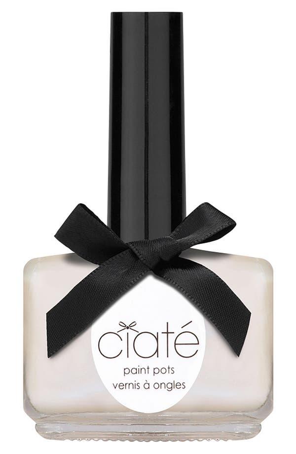 Main Image - Ciaté 'Twinset and Pearls' Paint Pot