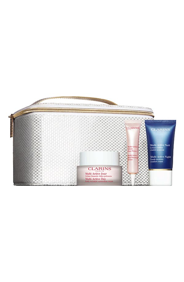 Alternate Image 1 Selected - Clarins 'Skin Smoothers Multi-Active' Collection ($97 Value)
