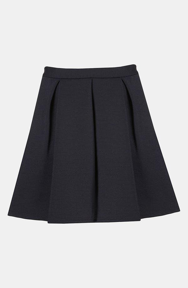 Alternate Image 1 Selected - Topshop Pleated Skirt