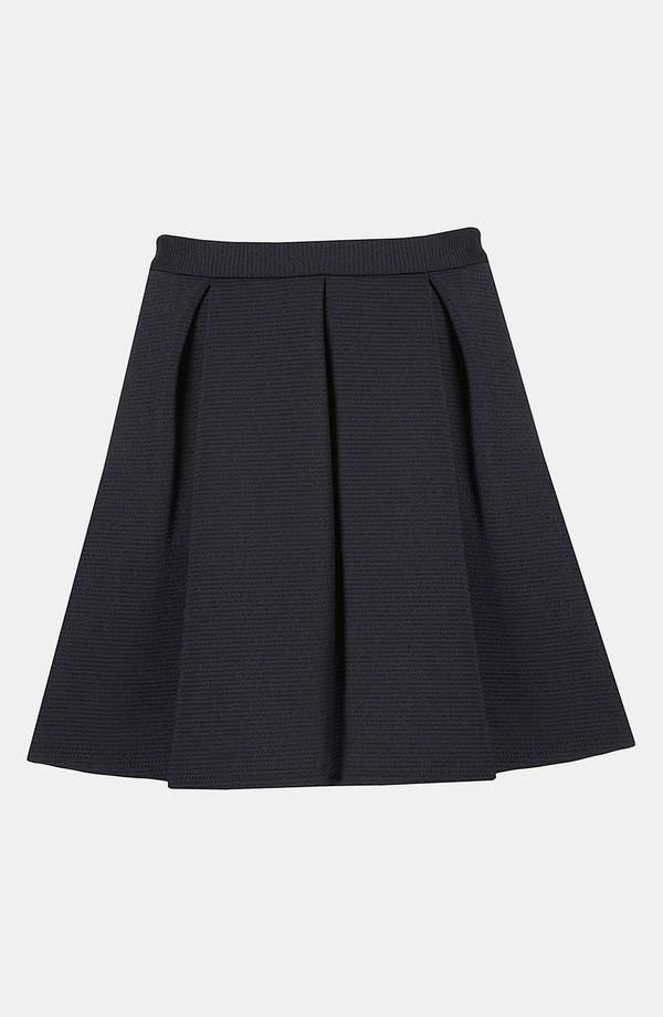 Main Image - Topshop Pleated Skirt