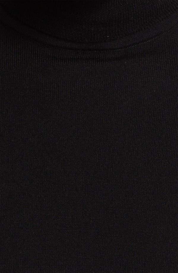 Alternate Image 3  - Nordstrom Merino Wool Turtleneck