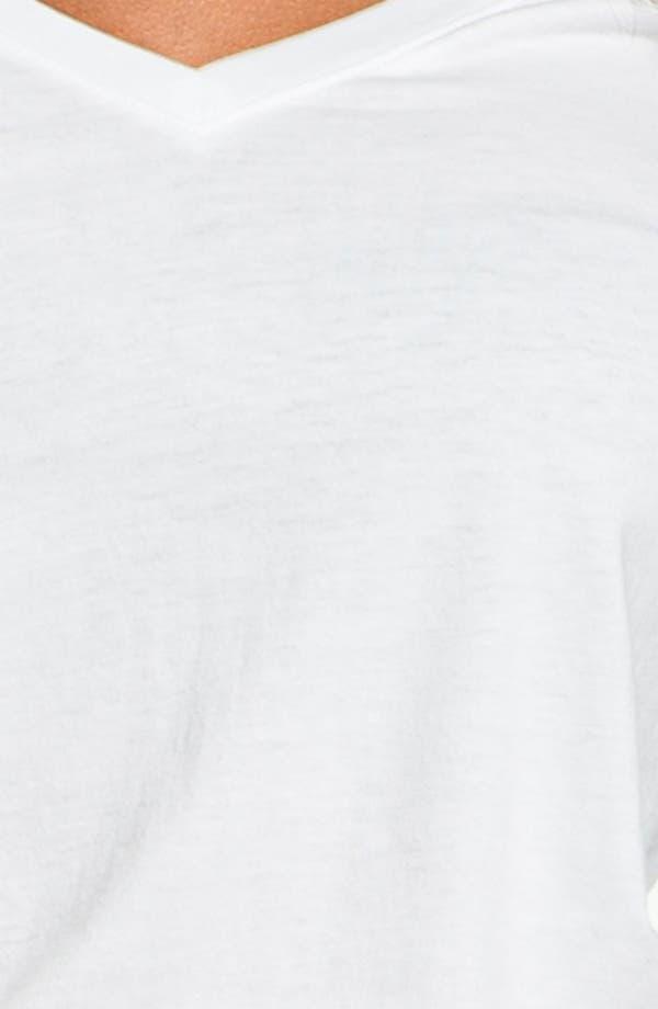 Alternate Image 3  - Lauren Ralph Lauren Sleepwear Long Sleeve Sleep Tee