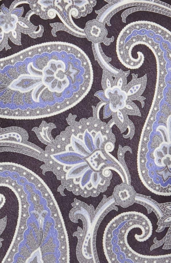 Alternate Image 2  - Valentino Print Silk Tie