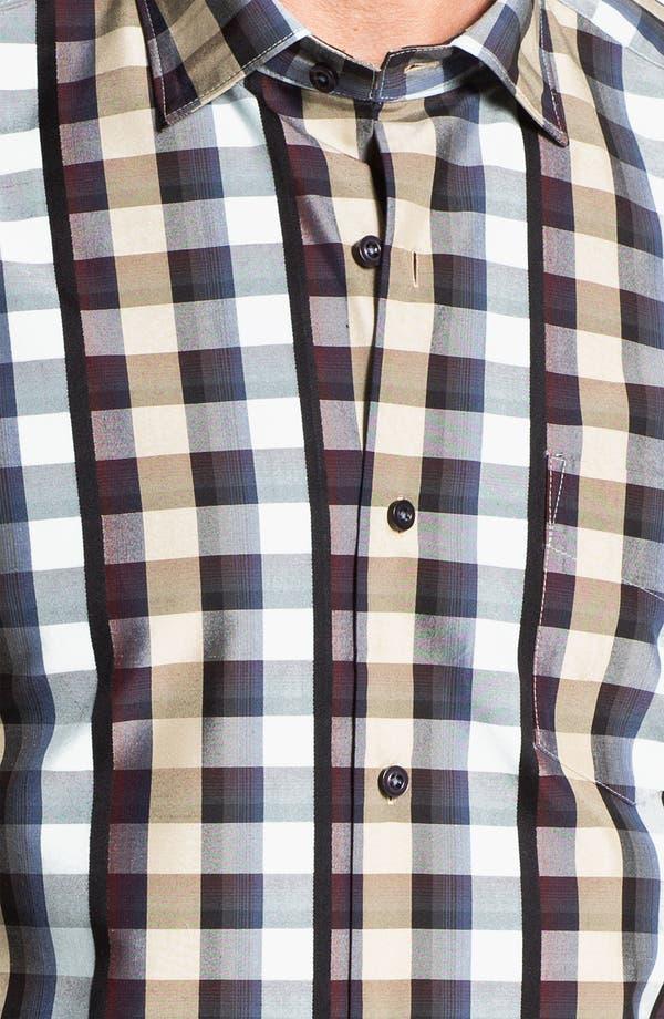 Alternate Image 3  - Tommy Bahama 'Esprit de Coeur' Silk Sport Shirt