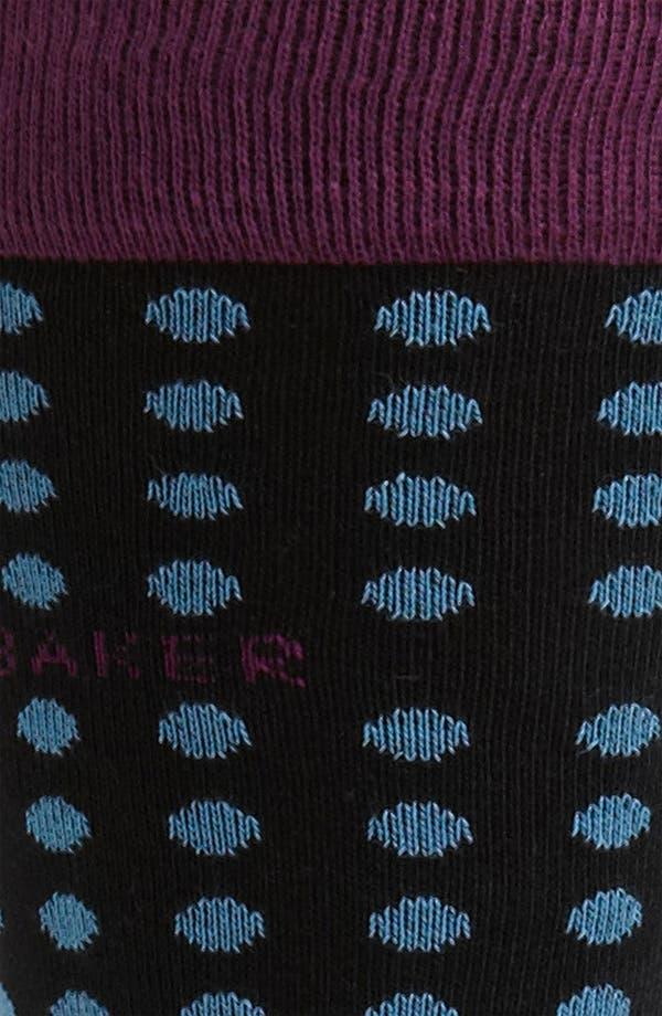 Alternate Image 2  - Ted Baker London 'Dots' Socks