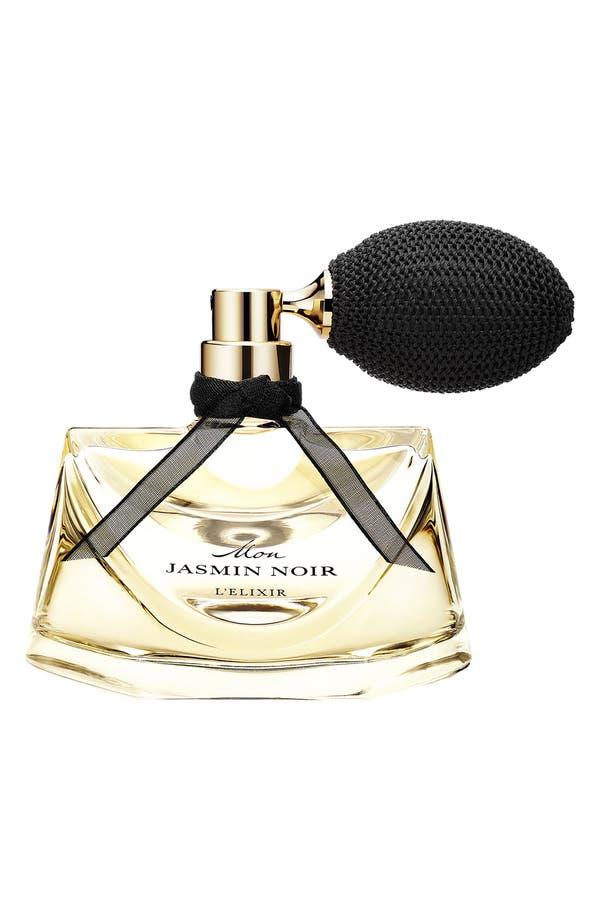 Alternate Image 1 Selected - BVLGARI 'Mon Jasmin Noir L'Elixir' Eau de Parfum