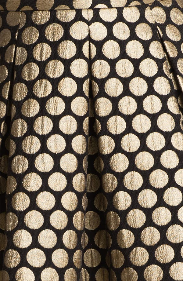 Alternate Image 3  - Vince Camuto Dotted Jacquard Skirt