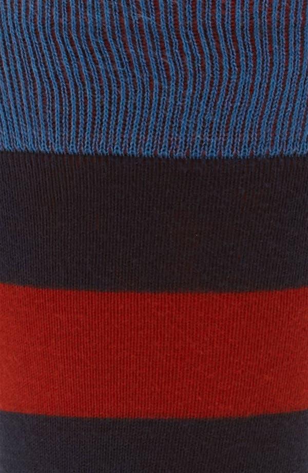 Alternate Image 2  - hook + ALBERT Rugby Socks