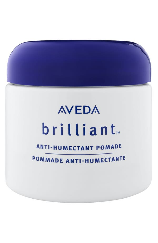 brilliant<sup>™</sup> Anti-Humectant Pomade,                         Main,                         color, No Color