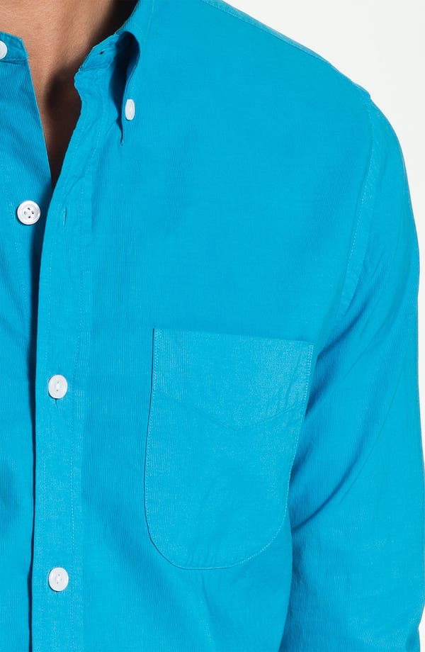 Alternate Image 3  - Vince Garment Dyed Sport Shirt