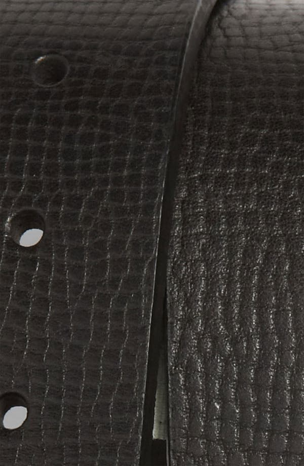 Alternate Image 2  - Michael Kors Leather Belt