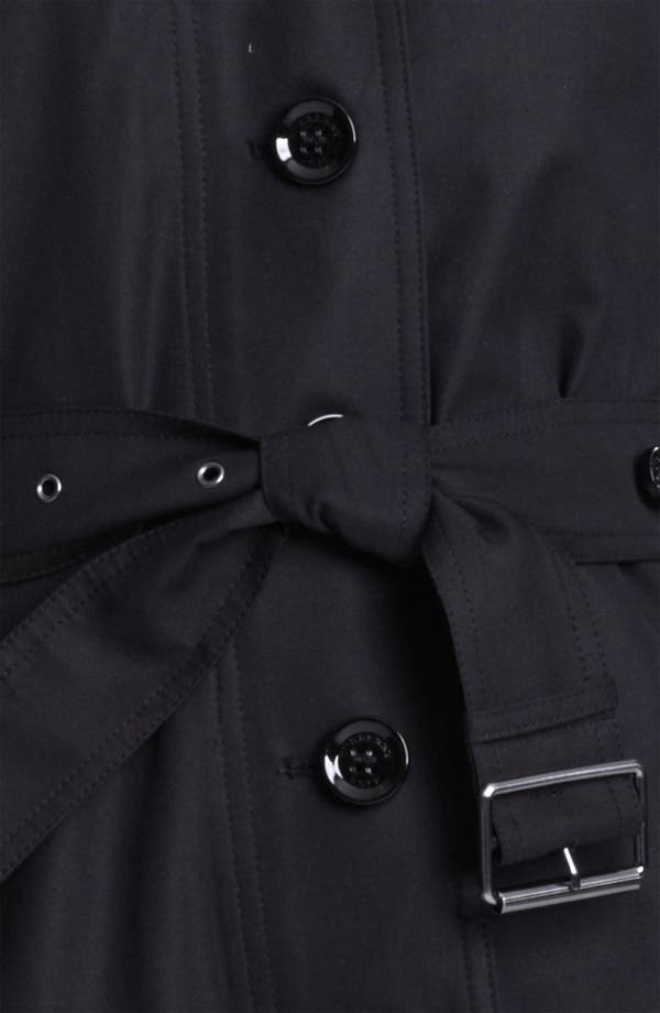 Alternate Image 3  - Burberry Brit Belted Trench Coat