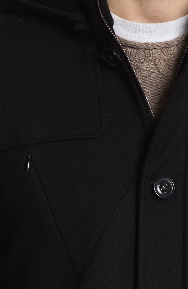 Alternate Image 3  - Vince Camuto Wool & Cashmere Blend Duffle Jacket