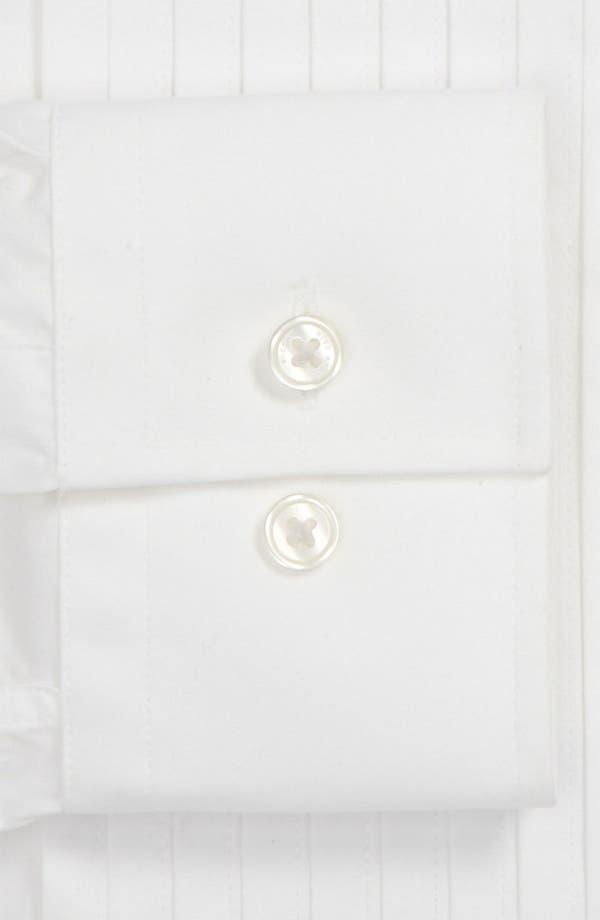 Alternate Image 2  - BOSS Black Slim Fit Tuxedo Shirt