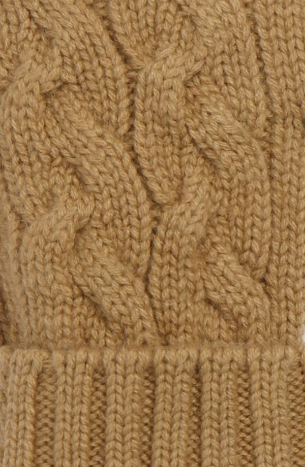 Alternate Image 2  - Michael Kors Fingerless Gloves