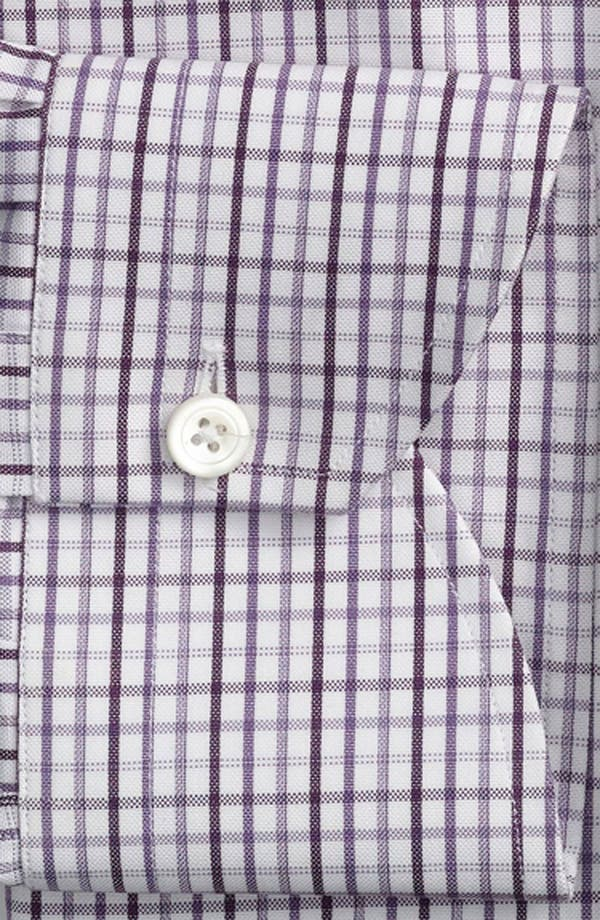 Alternate Image 3  - Canali Modern Fit Dress Shirt